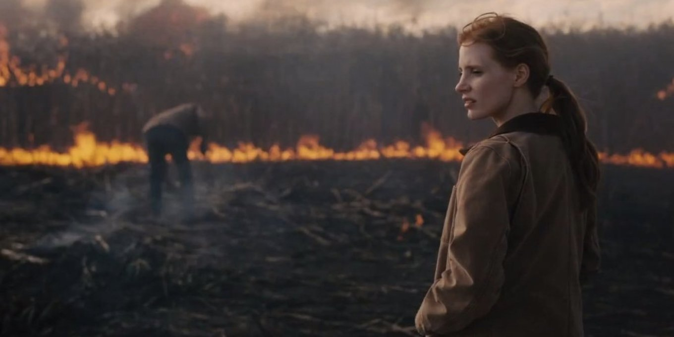 Interstellar -Jessica Chastain