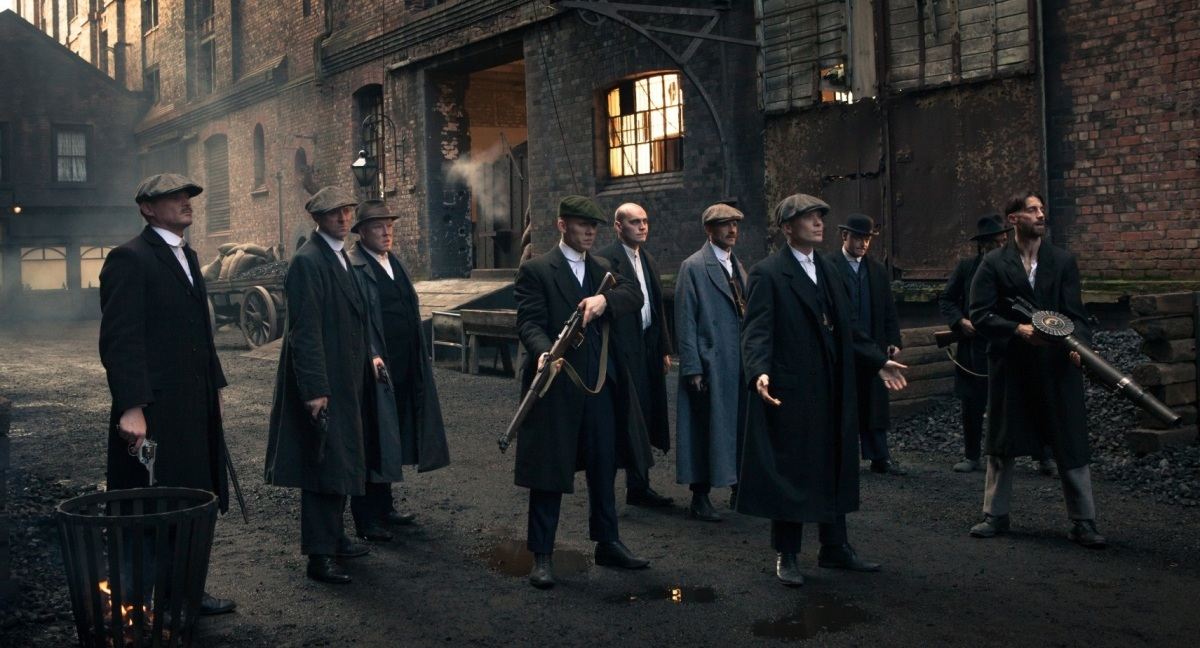 Peaky Blinders : Le savoir-faire made in England